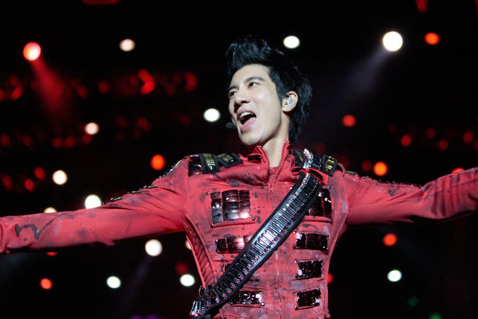 highest earning Taiwan singers Wang Leehom 王力宏