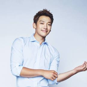 Rain in Taiwan for Reality TV Show