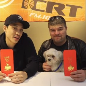 ICRT DoGnation Pop-up Charity Drive