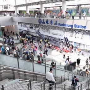 Kaohsiung Rails Go Underground