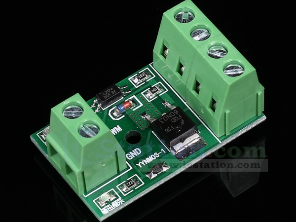 Mosfet MOS Transistor Trigger Switch Driver Board PWM Control Module