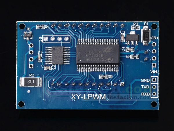 Signal Generator PWM Pulse Frequency Duty Cycle Adjustable Module