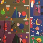 4C-La geometria con Kandinsky