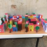 Classe 1 A: Paesaggio urbano
