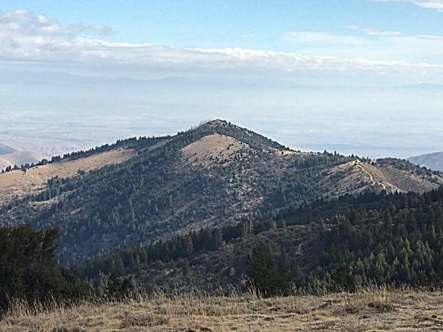 Bald Mountain 6301 - IDAHO A Climbing Guide
