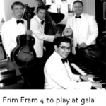 Swing Into the Evening with Frim Fram 4