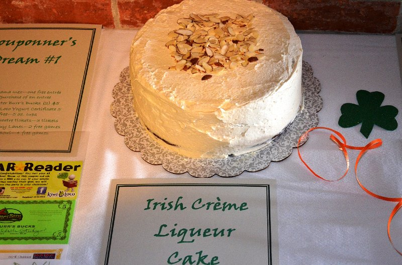 Irish Hooley 2014/Popular Silent Auction Item - silent auction app free
