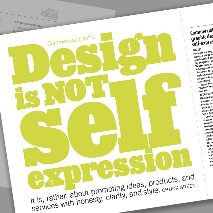 Ideabook Ideas, articles, and resources for graphic designers