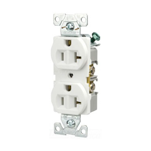 Wire Devices Receptacles Duplex / Single Receptacle Dominion Electric