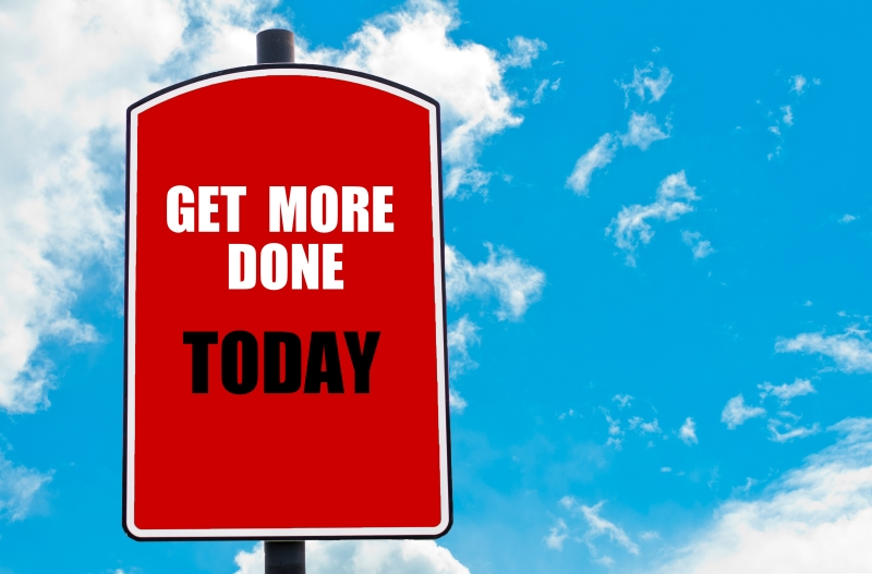 Get More Done Today - Cathy Stucker - The Idea Lady