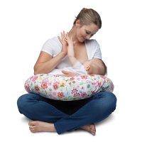 Friend Nursing Pillow. Twin Breastfeeding Pillow Twin