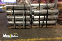 Steel Pipe Bollards Made In USA | Ideal Shield