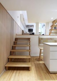 Inspirational Split Level Interior Decoration for Elegant ...
