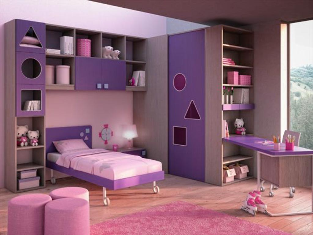 Wallpaper For Teenage Girl Room How To Choose Bedroom Colors Enjoy The Look And The Mood