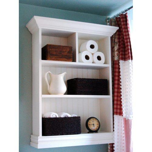 Medium Crop Of Bathroom Wall Shelves Ideas