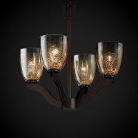 Spectacular Glass Chandelier Shades for More Elegant ...