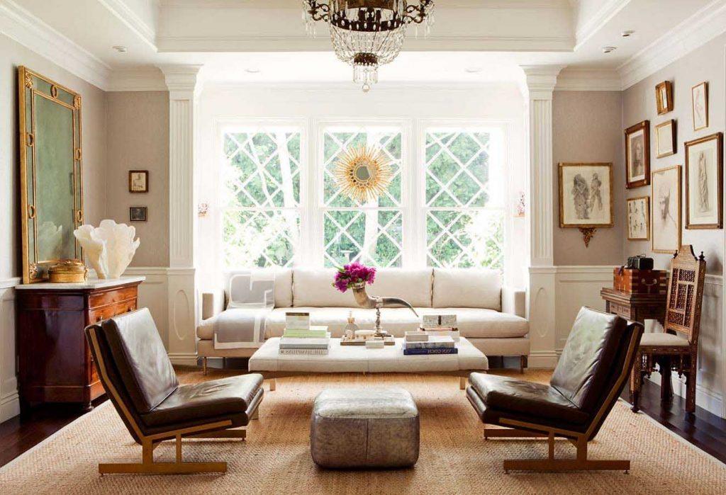 a feng shui living room in rentals