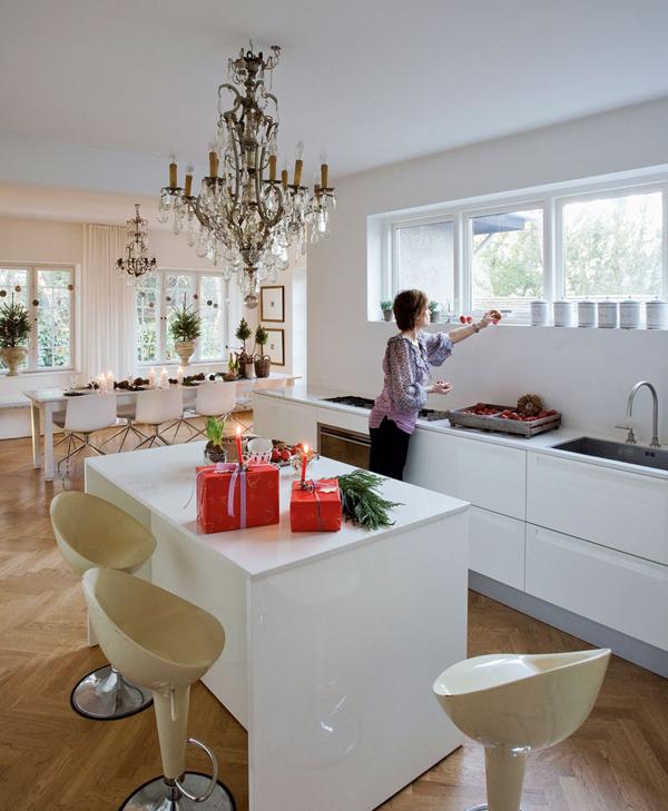 Denmark celebration interior design