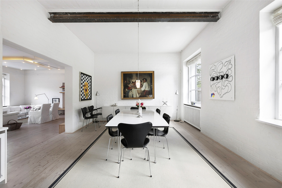 New Yorker Loft in Copenhagen