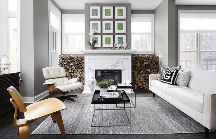 Minimalist Interior in Chicago
