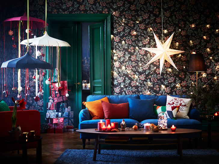 Happy Holidays From IKEA - Get Some Inspiration