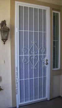 Security Doors: Front Door Security Doors