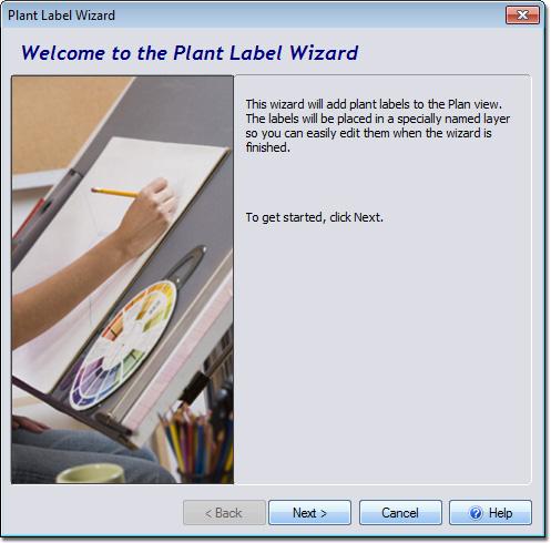 Plant Label Wizard
