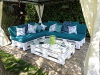 Fabulous Pallet Patio Sofa Ideas | Ideas with Pallets