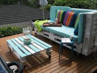 Different and Amazing Pallet Patio Furniture Ideas | Ideas ...