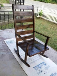 DIY Recycled Wooden Pallet Chair Design | Ideas with Pallets