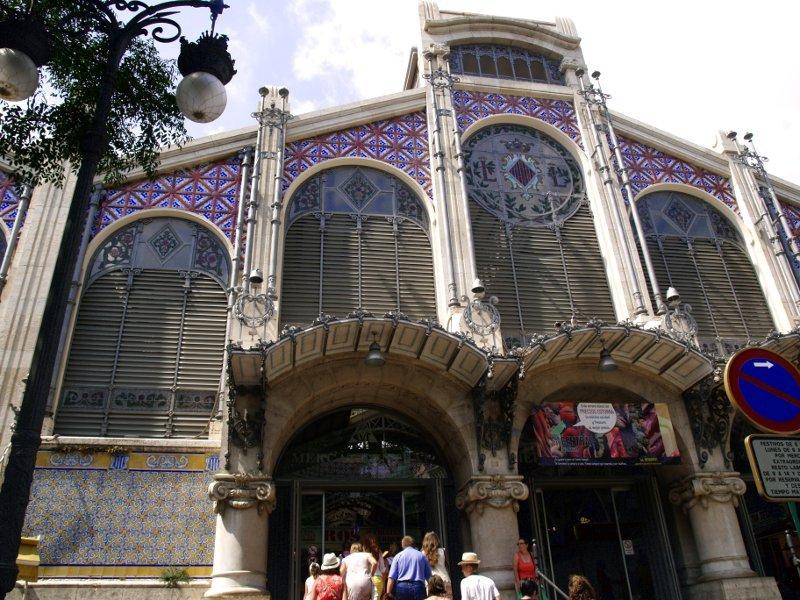 Valencia, Il Mercat Central - Idee Di Tutto Un Po'