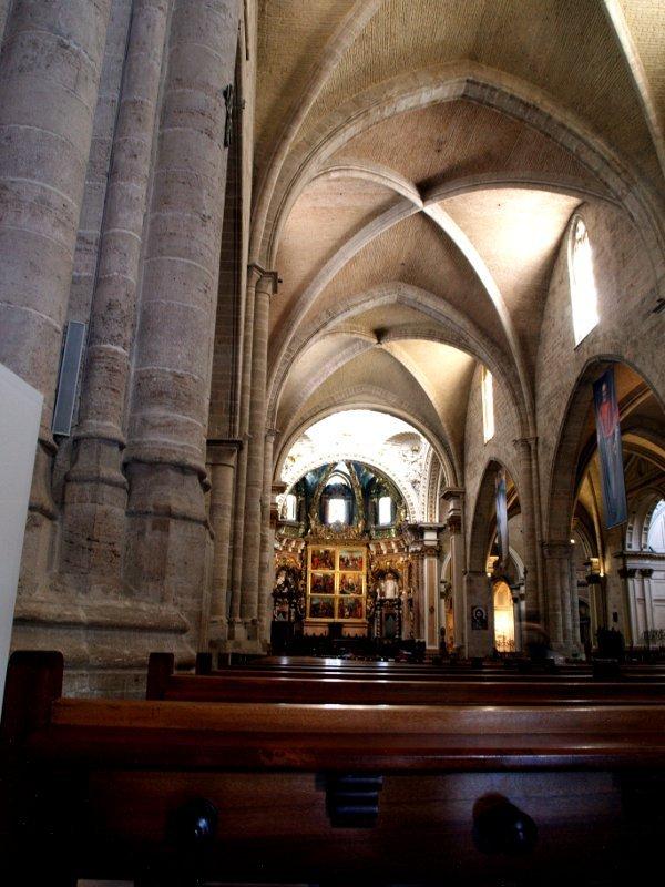 Valencia cattedrale, Lonja, ma soprattutto Horchata - Idee Di Tutto Un Po'