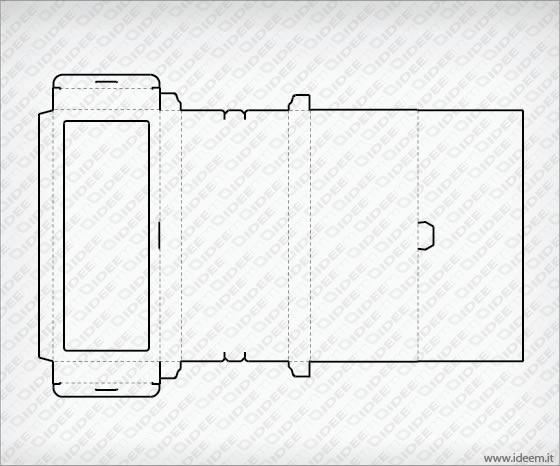 Chocolate box vector template free  Ideem - Idee Montabili