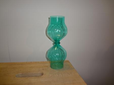 Come fare una lampada con le bottiglie di plastica – www.ideepercaso.it