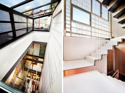 12 Foot Narrow House In Barcelona | iDesignArch | Interior ...
