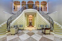 Stunning Gated Estate In Atlanta With Grand Staircase ...