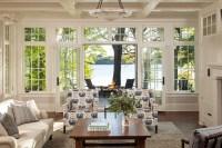 Shingle Style Lakeside Cottage Mansion   iDesignArch ...