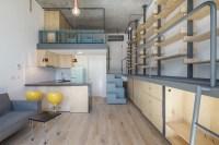 Contemporary Studio Apartment In Bucharest | iDesignArch ...