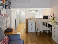Elegant Small Studio Apartment In New York | iDesignArch ...