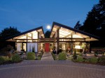 Timber Frame Modern Architecture