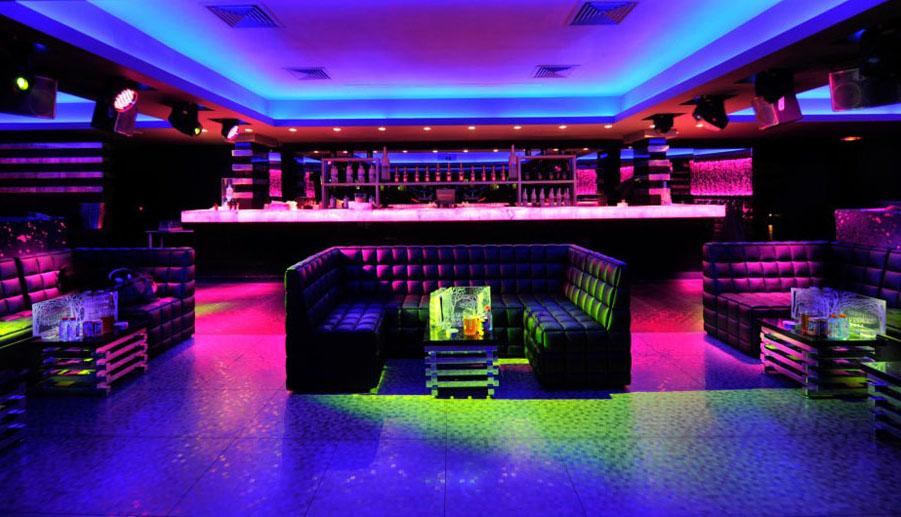 Under The Sea Wallpaper Hd L Arc Paris Restaurant Bar Amp Club Idesignarch Interior