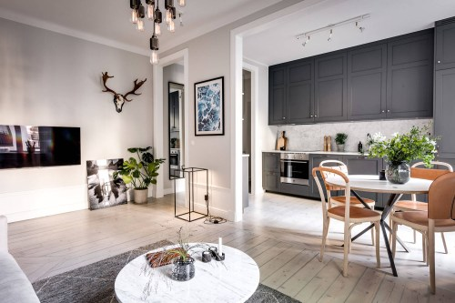 Medium Of Small One Bedroom Apartment Ideas