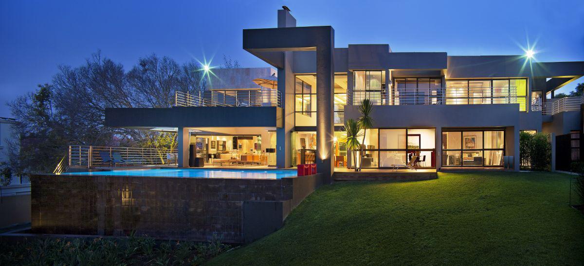 Modern Luxury Home In Johannesburg iDesignArch Interior Design - luxury home design