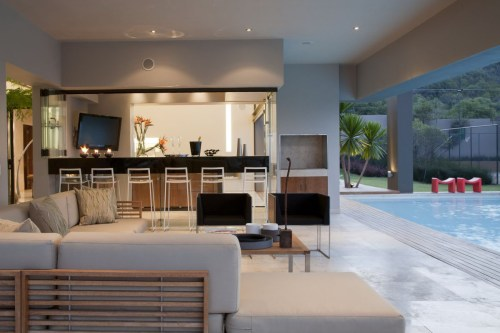 Medium Of Interiors Living Room