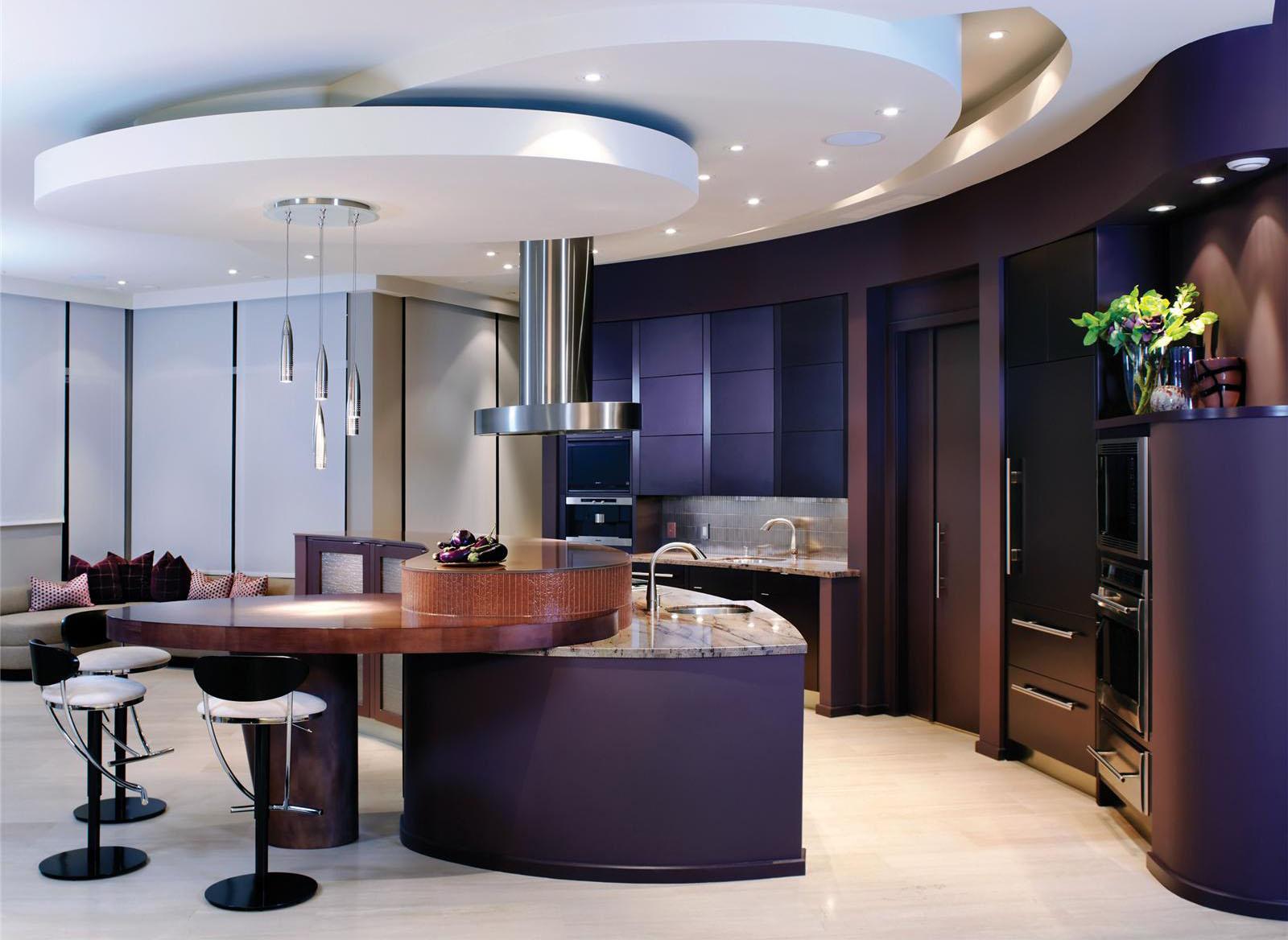 open contemporary kitchen design ideas open kitchen design Open Contemporary Kitchen Design Ideas