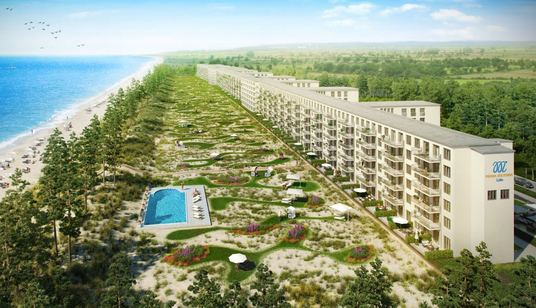 Prora solitaire r 252 gen island resort 1 idesignarch interior design