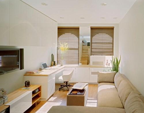 Medium Of Studio Apartments Design