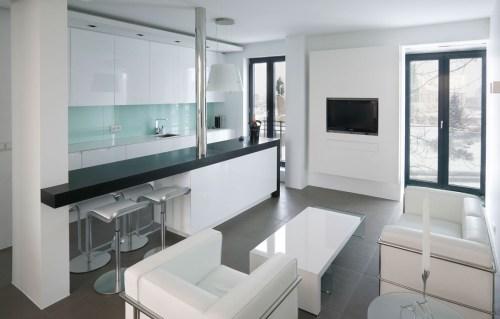 Medium Of Interior Design Studio Apartments