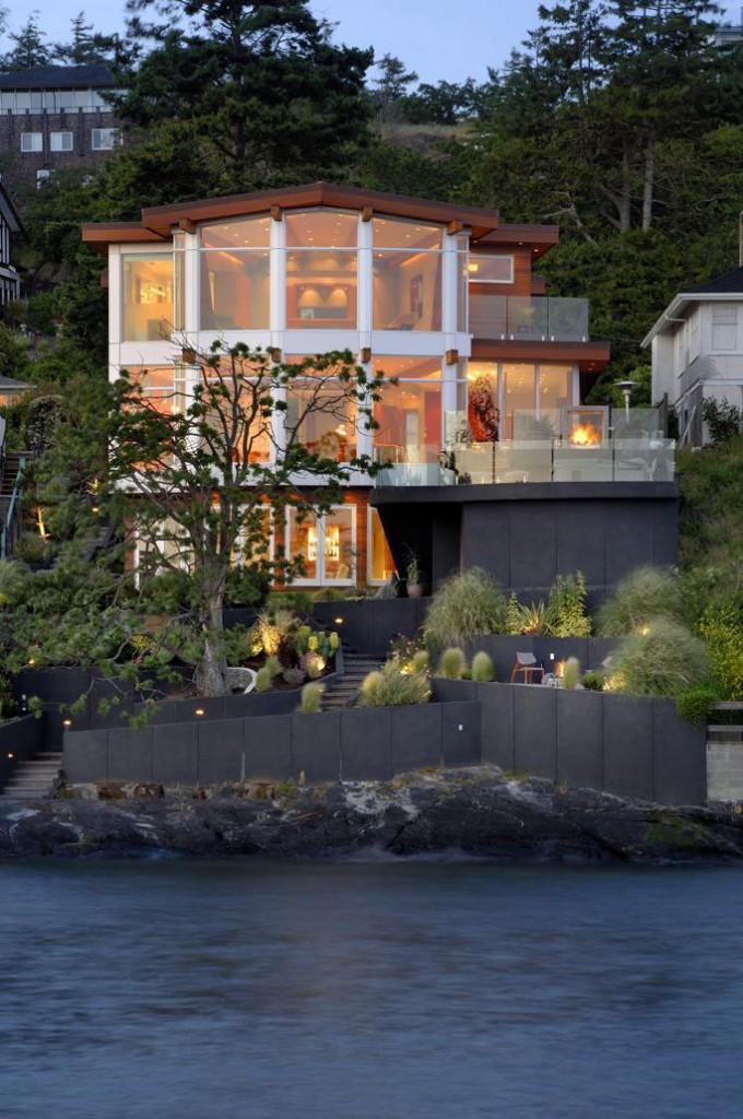 Unique Concrete Beach House Plan At the Garden Gate Pinterest - cv resume builder