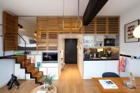 Zoku Loft: An Intelligently Designed Small Home Office ...